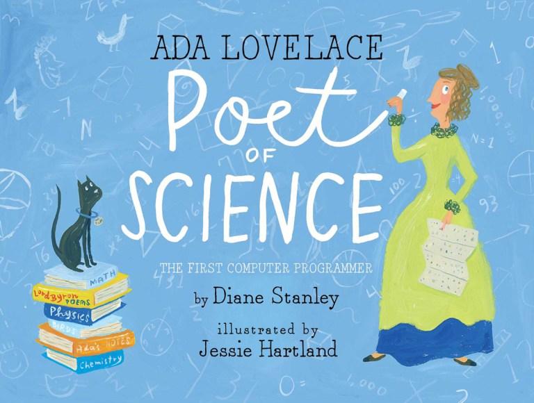 Ada Lovelace, Poet of Science by Diane Stanley